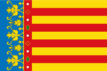 Flag of Valencian Community