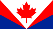 Canada flag proposal 1 (good quality)