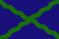 Alternate Michigan State Flag 6A