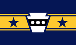 Pennsylvania flag proposal