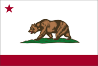 Flag of California 2