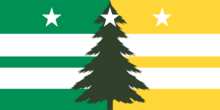 Eastern Washington Regional Flag