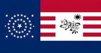 South Dakota State Flag Proposal No 2 Designed By Stephen Richard Barlow 16 AuG 2014 at 1345hrs
