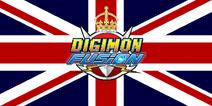 British Digimon Fusion Flag (2004)