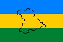 Flag of Anzoátegui State (original version)