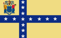 New Jersey State Flag Proposal No 11 By Stephen Richard Barlow 04 SEP 2014 at 0549hrs cst