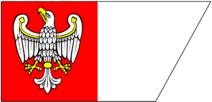 Flag of Greater Poland Voivodeship