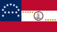 Virginia State Flag Proposal No 23 Designed By Stephen Richard Barlow 24 SEP 2014 at 1108hrs cst
