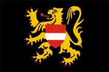 Flag of Flemish Brabant