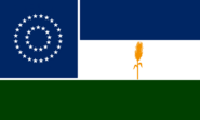Nebraska State Flag Proposal No 2 Designed By Stephen Richard Barlow 20 OCT 2014 at 1740hrs cst