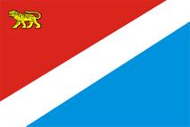 Flag of Primorsky Krai
