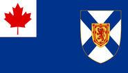Nova Scotia flag proposal 6