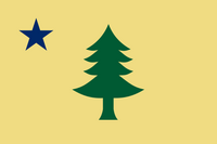 Proposed ME Flag charl