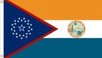 Florida State Flag Proposal No. 6b Designed By Stephen Richard Barlow 14 JAN 2015 at 1300 HRS CST.
