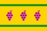 Proposal flag connecticut three grapes