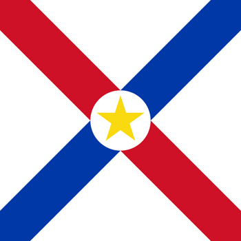 Naval Jack of Paraguay