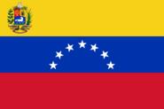 Flag of Venezuela 1954-2006