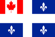 Quebec flag proposal 8 (good quality)