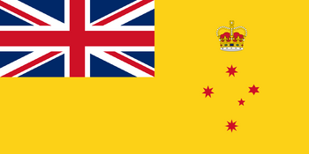 Standard of the Governor of Victoria