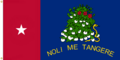 Alabama Republic NOLI ME TANGERE (Touch Me Not) Flag Designed By Stephen Richard Barlow 07 FEB 2015 at 0740 HRS CST..png