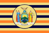 New York State Flag Proposal By Stephen Richard Barlow 07 OCT 2014 at 1047hrs cst