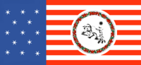 Washington State Flag Proposal No 6c Designed By Stephen Richard Barlow 16 NOV 2014 at 0631 hrs cst
