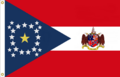 Alabama State Flag Proposal New Stars and Bars Constellation (Ia) Designed By Stephen Richard Barlow 12 NOV 2014 at 1131 hrs cst.png