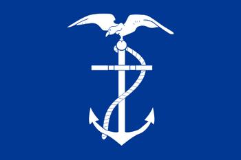Naval Jack of Ecuador