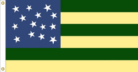 Vermont State flag Proposal No. 23 (Green Mtn Boys Concept) Designed by Stephen Richard Barlow 21 MAY 2015 at 0818 HRS CST