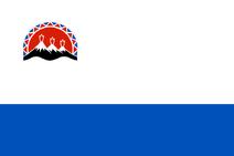 Flag of Kamchatka Krai