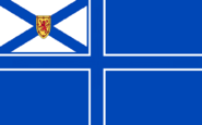 Nova Scotia Province Canada Flag Proposal No 4 By Stephen Richard Barlow 20 SEP 2014 at 1208hrs cst