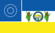 Nebraska State Flag Proposal No 11 Designed By Stephen Richard Barlow 20 OCT 2014 at 1937hrs cst