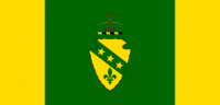 North Dakota State Flag Proposal No 8 Designed By Stephen Richard Barlow 16 OCT 2014 at 1010hrs cst