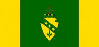 North Dakota State Flag Proposal No 8 Designed By Stephen Richard Barlow 16 OCT 2014 at 1010hrs cst