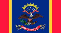 North Dakota State Flag Proposal Remix Design No 3 By Stephen Richard Barlow 17 AuG 2014 at 1234hrs cst