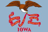 Iowa Flag(4)