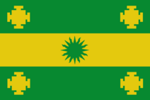 My Proposal for flag of Cauca Departament