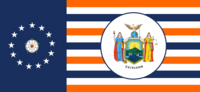New York State Flag Proposal By Stephen Richard Barlow 07 OCT 2014 at 0840hrs cst