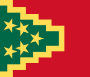 A flag for Yucatan by Imperito
