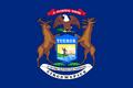 Current flag of Michigan.png