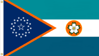 Florida State Flag Proposal No. 6 Designed By Stephen Richard Barlow 14 JAN 2015 at 0943 HRS CST.