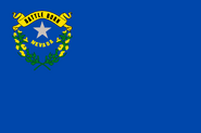 Current flag of Nevada