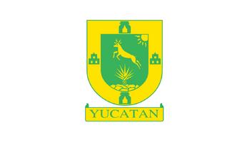De facto flag of Yucatán