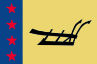 Flag of New Jersey 3