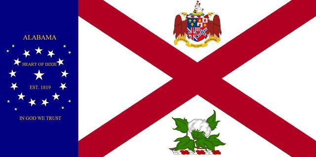 File:Alabama State Flag Concept Designed By Stephen R Barlow 62714.jpg