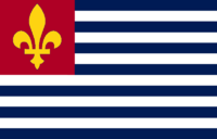 Flag of Louisiana 2