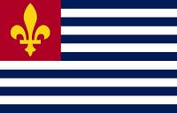 Flag of Louisiana 2