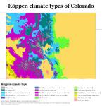 Colorado Köppen