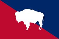 Proposal Flag of Wyoming