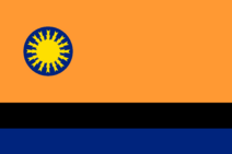 Flag of Cojedes State